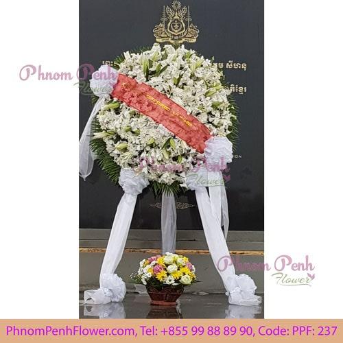 Deluxe Funeral Wreath