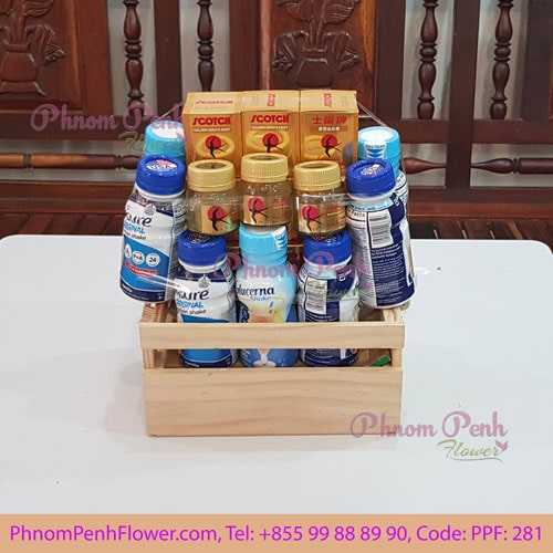 Healthy Gift Basket - PPF-281