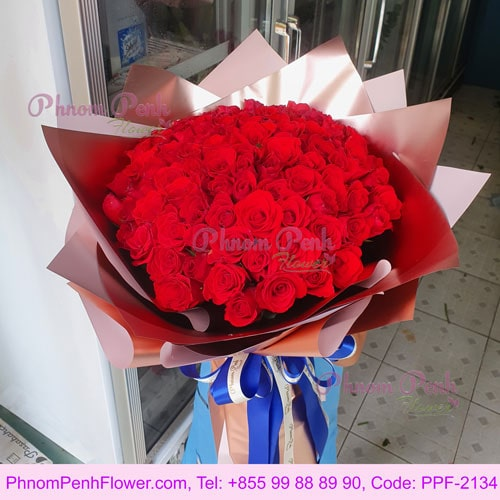 99 Roses with Love – PPF-2134