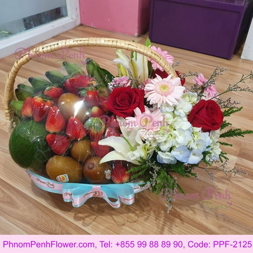 Get Well Soon Basket - PPF-2125